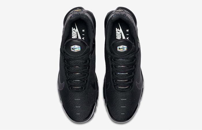 Nike Air Max Plus Just Do It Black CJ9697-001