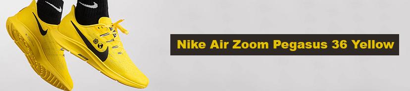 Nike Air Zoom Pegasus 36 Yellow