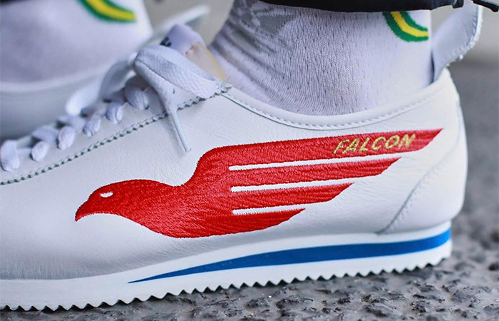 Nike Cortez 72 Shoe Dog Peregrine CJ2586-102 on foot 02