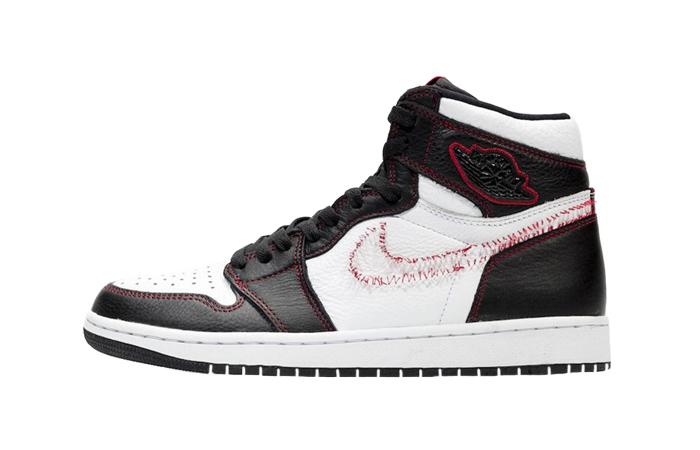 Nike Jordan 1 High OG Defiant White Black CD6579-071 01