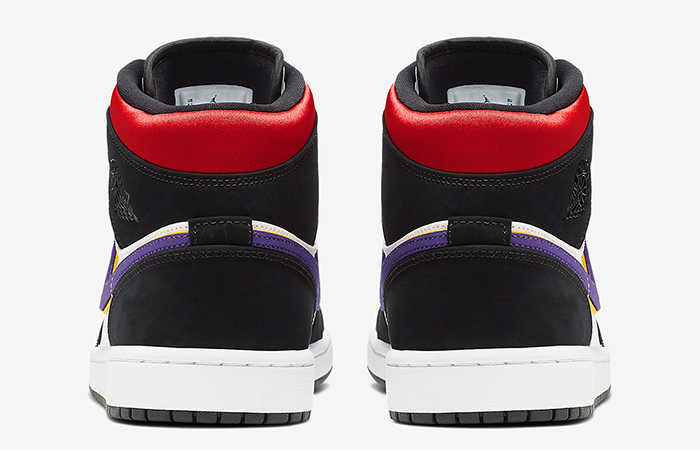 Nike Jordan 1 Mid Blue 852542-005