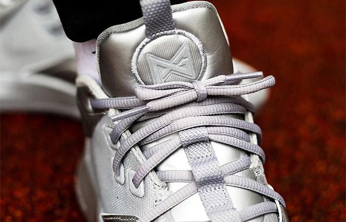 Nike PG3 NASA Reflective Silver CI2667-001 on foot 02