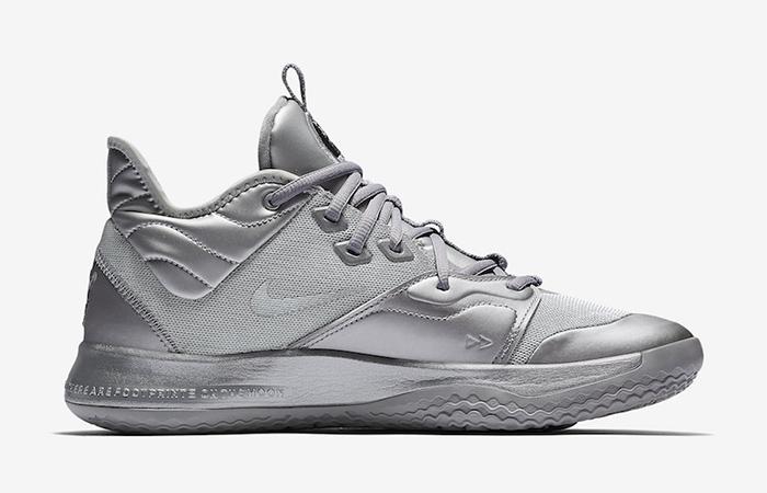 Nike PG3 NASA Reflective Silver CI2667-001