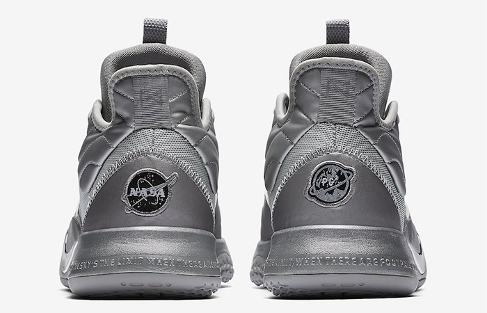 Nike PG3 NASA Silver CI2667-001