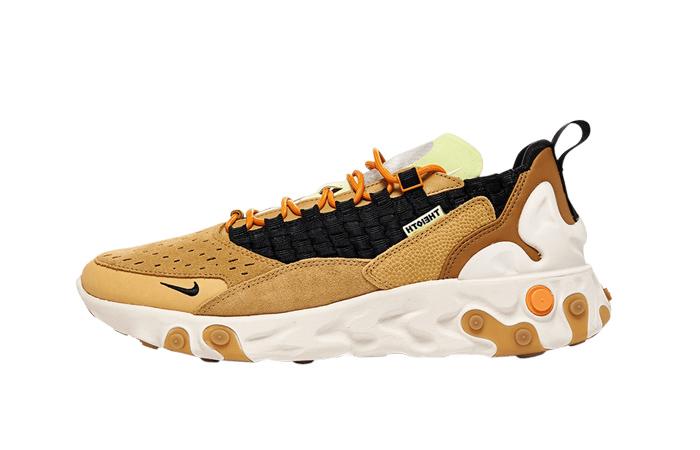 Nike React Sertu Brown AT5301-700 01