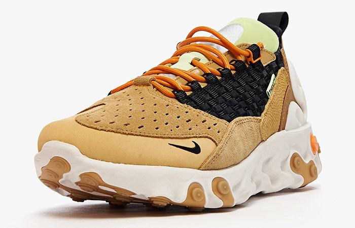 Nike React Sertu Brown AT5301-700 02
