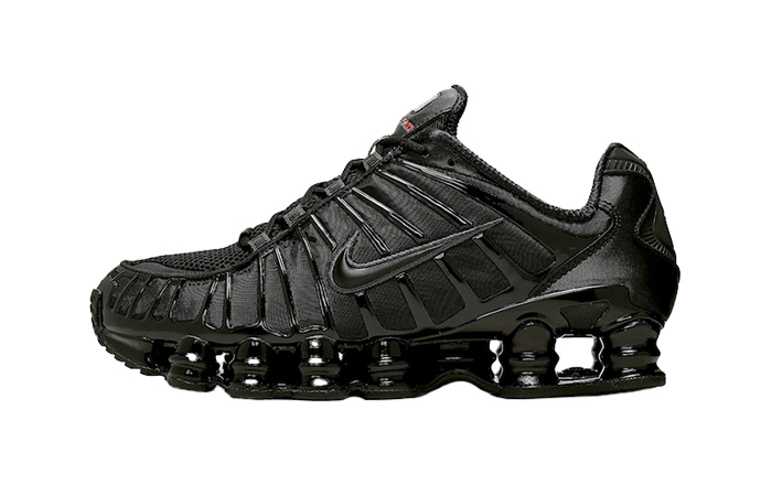 Nike Shox TL Black AV3595-002 01