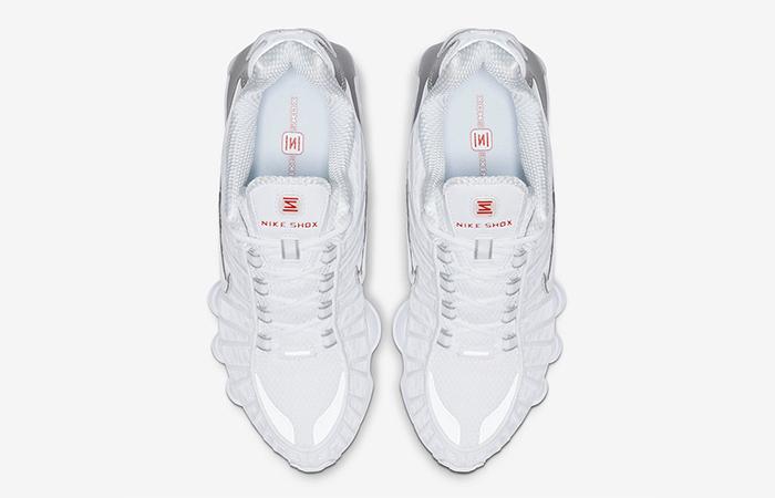 Nike Shox TL White AR3566-100