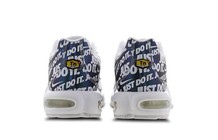 Nike TN Air Max Plus White Silver