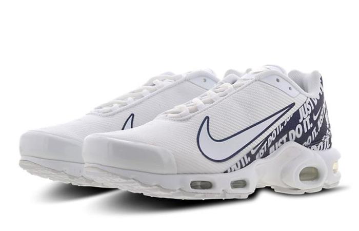 Nike TN Air Max Plus White Silver 02
