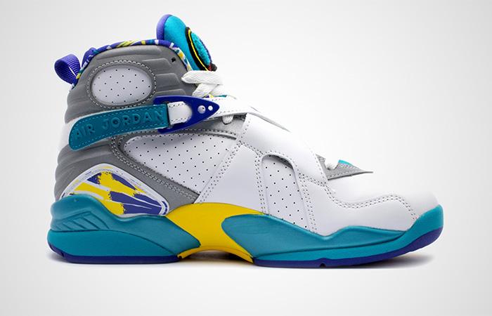 Nike WMNS Air Jordan 8 Retro Aqua CI1236-100