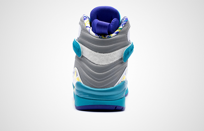 Nike WMNS Air Jordan 8 White Aqua CI1236-100