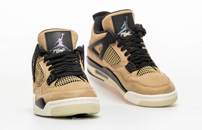 Nike Womens Air Jordan 4 AQ9129-200