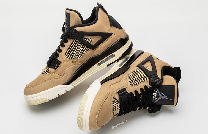 Nike Womens Air Jordan Beige AQ9129-200