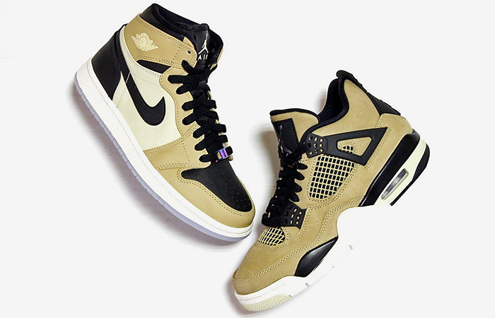 Nike Womens Air Jordan Mushroom Pack Releases On August 1st ft