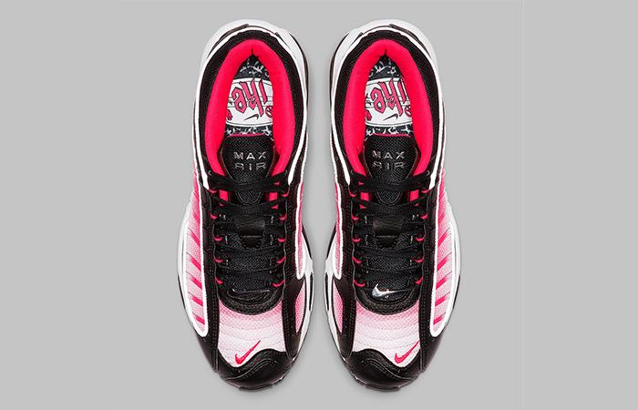 Nike Womens Air Max Tailwind 4 Black CN9659-001