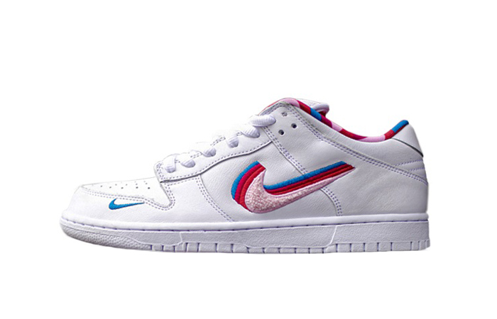 Parra Nike SB Dunk Low OG White CN4504-100 01