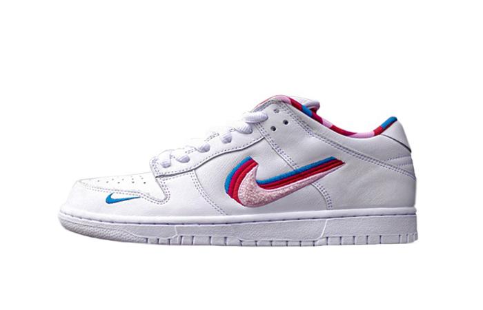 Parra Nike SB Dunk Low OG White CN4504-100 01