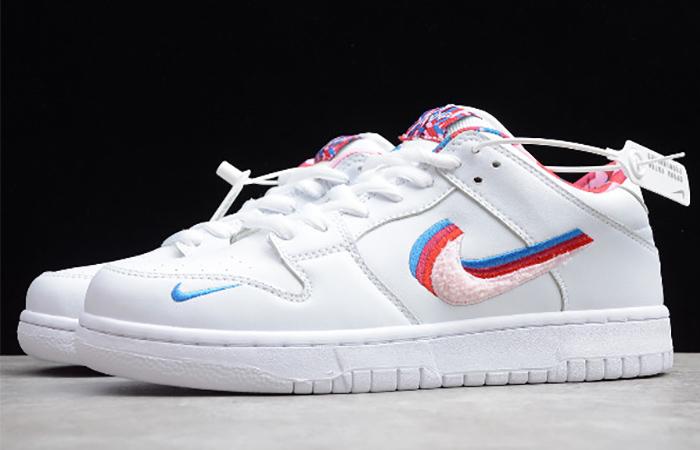 Parra Nike SB Dunk Low OG White CN4504-100 02