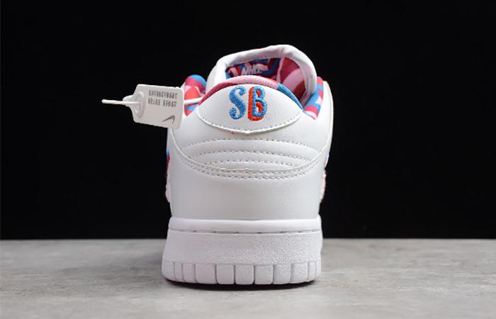 Parra Nike SB Dunk Low OG White CN4504-100