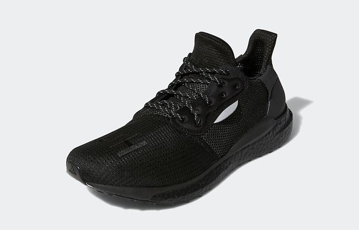 Pharrell adidas Solar Hu Glide Core Black EG7788 02