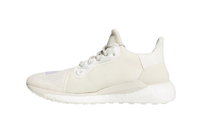Pharrell adidas Solar Hu Glide Cream EG7767 01