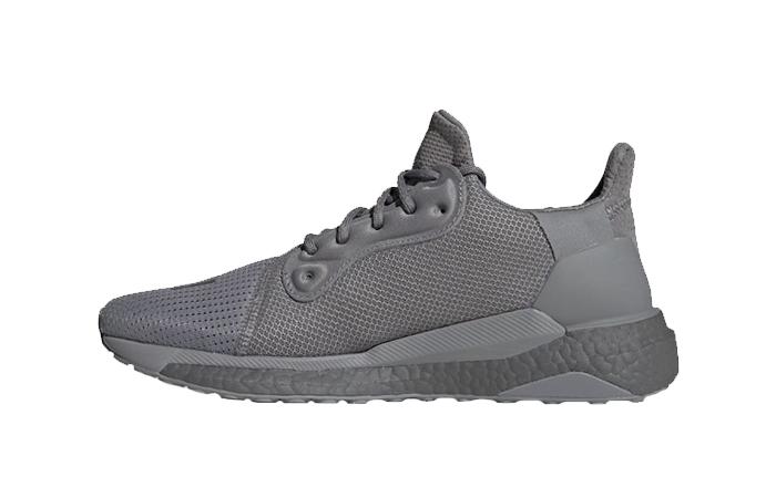 Pharrell adidas Solar Hu Glide Grey EF2380 01