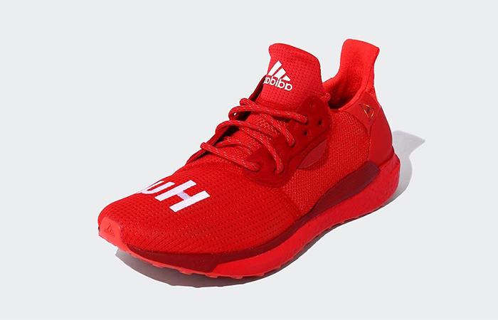 Pharrell adidas Solar Hu Glide Red EF2381 02
