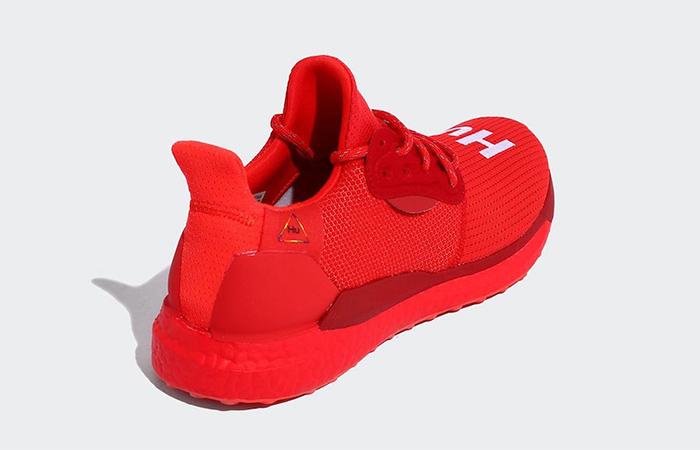 Pharrell adidas Solar Hu Glide Red EF2381 03