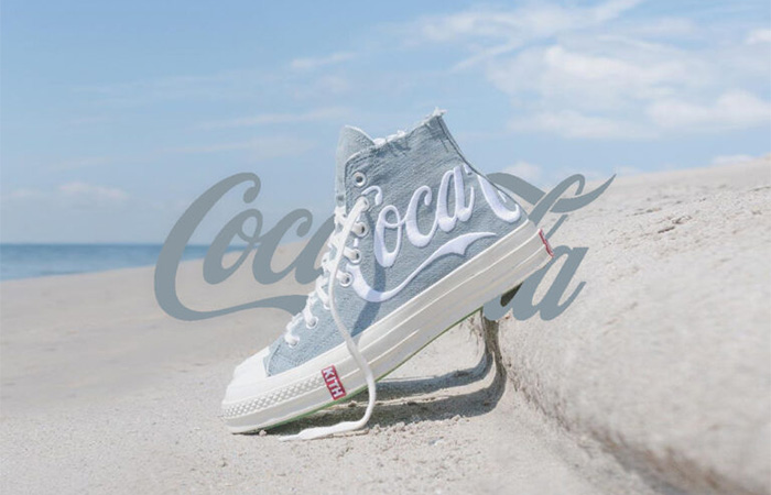 Ronnie Fieg, Coca-Cola And Converse Teamed Up Once Again For Another Amazing Feature ft
