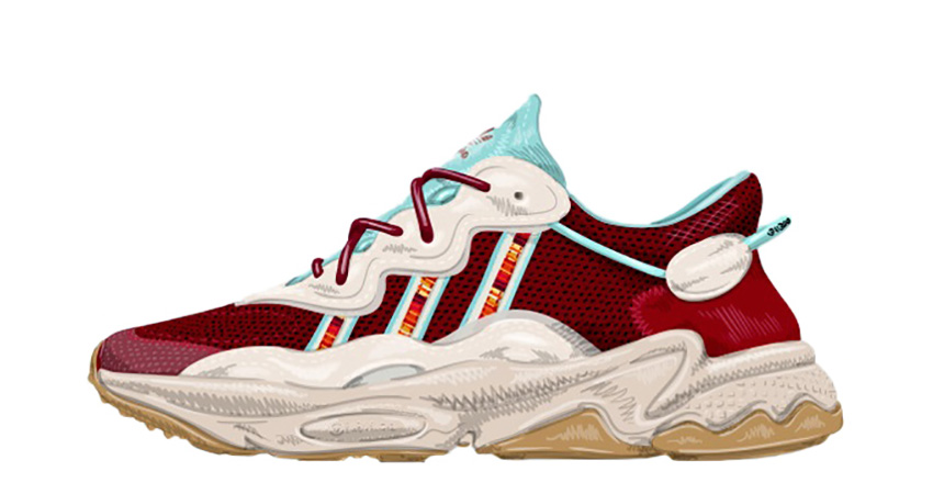 Size Announced Upcoming adidas Ozweego Exclusive 02