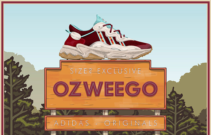 Size Announced Upcoming adidas Ozweego Exclusive ft