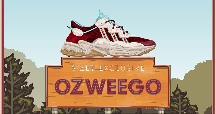 Size Announced Upcoming adidas Ozweego Exclusive
