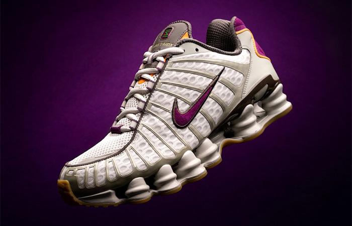 Size? Exclusive Nike Shox TL