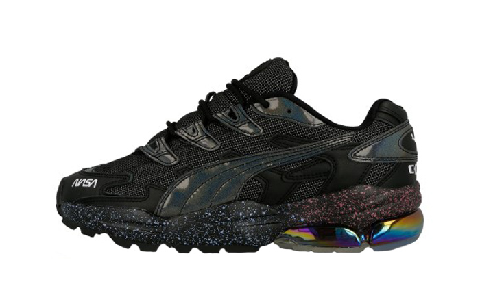 Space Agency Puma Cell Alien Black 372513-01 01