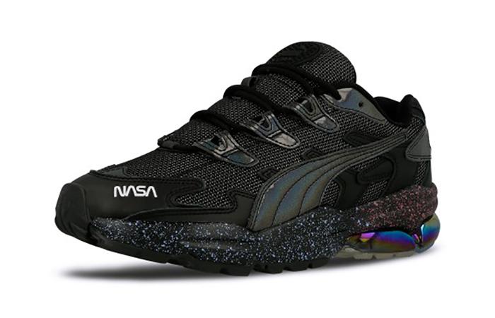Space Agency Puma Cell Alien Black 372513-01 02