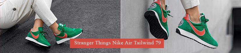 Stranger Things Nike Air Tailwind 79