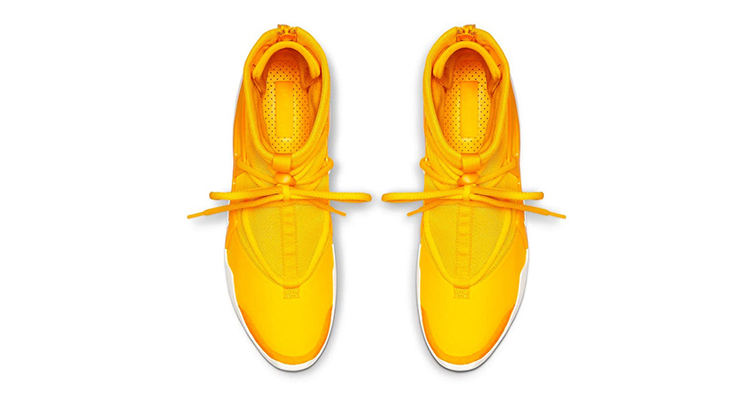 The Nike Air Fear Of God 1 'Yellow' Finally Confirmed Their Release 03