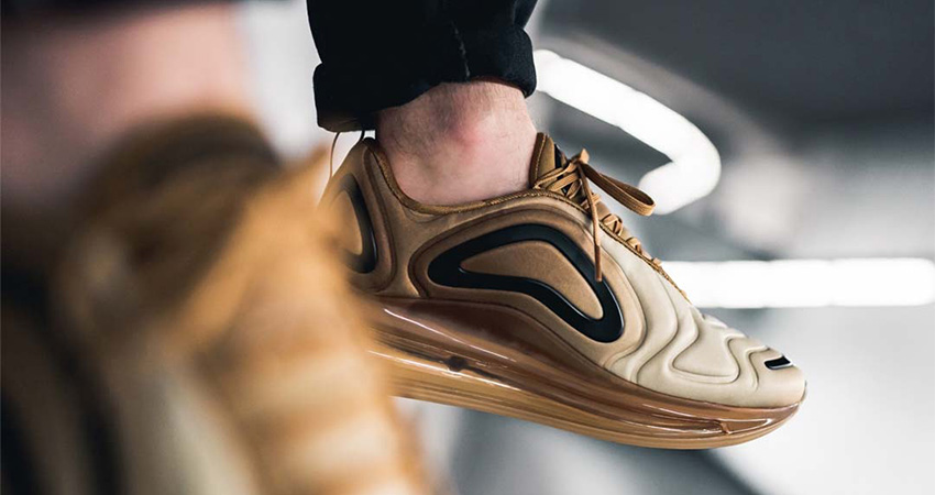 The Nike Air Max 720 Club Gold Is Only £73 At Nike UK!! 01