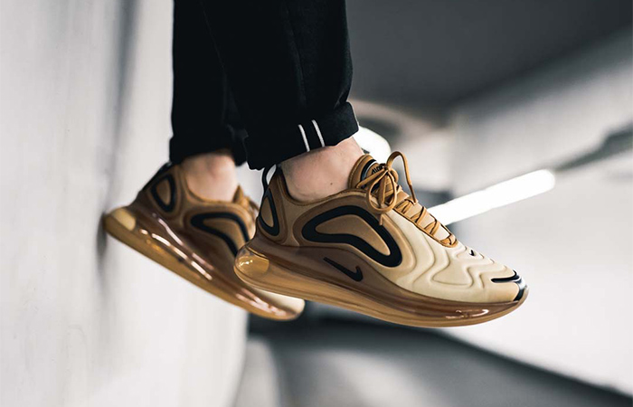 The Nike Air Max 720 Club Gold Is Only £73 At Nike UK!! ft