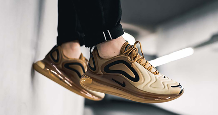 The Nike Air Max 720 Club Gold Is Only £73 At Nike UK!!