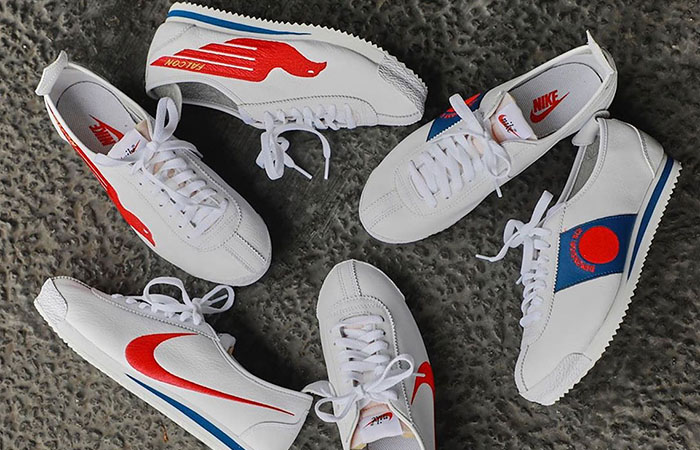 The Nike Cortez Shoe Dog Collection Releases Globally On July 24th ft