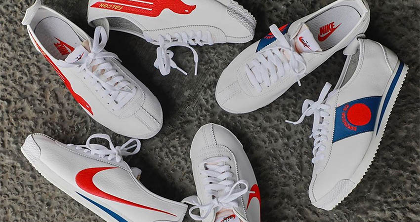 The Nike Cortez Shoe Dog Collection Releases Globally On July 24th
