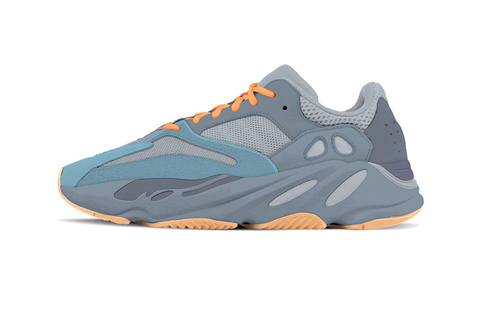 The adidas Yeezy Boost 700 Teal Blue Releasing This Fall ft