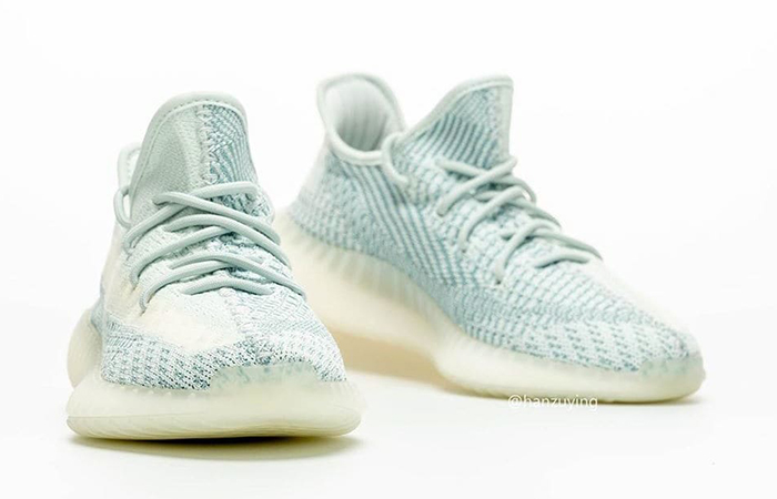 Yeezy Boost 350 V2 Cloud White FW3043 03