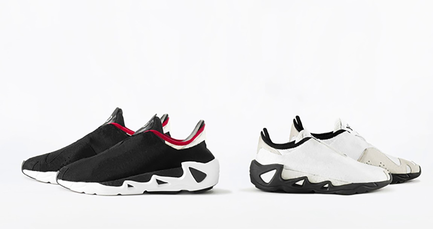 Yohji Yamamoto Redefine adidas Archive With The FYW S-97