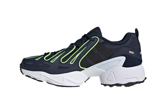 Mens Womens Shoes Adidas EQT support 9118 Black sky blue white D97061 d97061