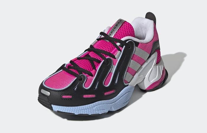 adidas EQT Gazelle Shock Pink EE5150 02