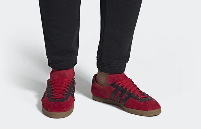 adidas London Scarlet | EE5723