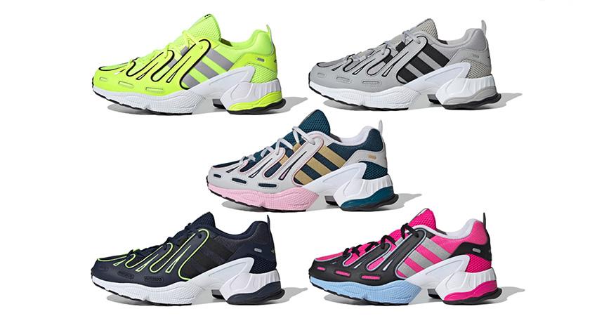 adidas Orginals Releasing A Colourful Pack Of EQT Gazelle